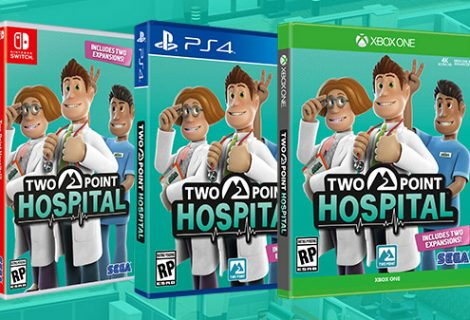 Two Point Hospital coming to Switch, PS4, and Xbox One this year