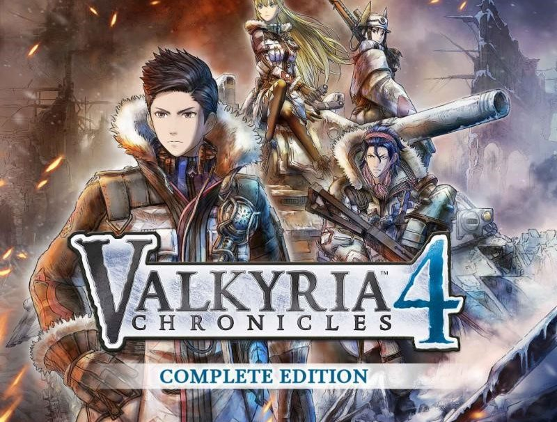 Valkyria Chronicles 4: Complete Edition now available