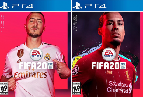 FIFA 20 Cover Athletes Revealed