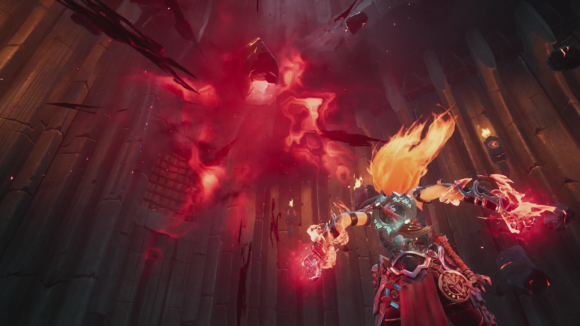 Darksiders III: Keepers of the Void Review - Just Push Start