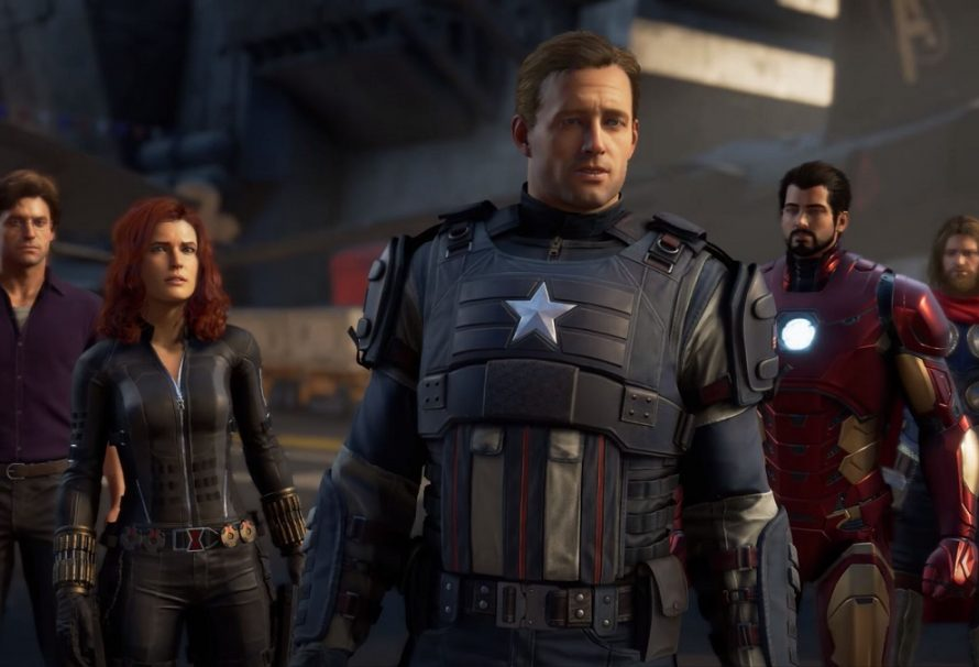 Marvel's Avengers Gameplay To Be Shown At San Diego Comic Con