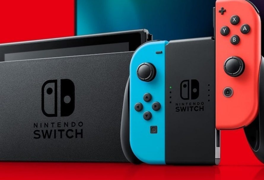 Bloomberg Reports New Switch Model Out in 2021