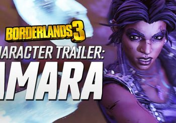 Borderlands 3 'Amara' Character Trailer released