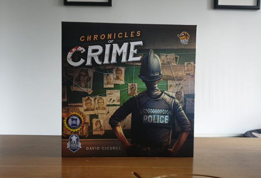Chronicles of Crime Review – Crime Solving Done Right
