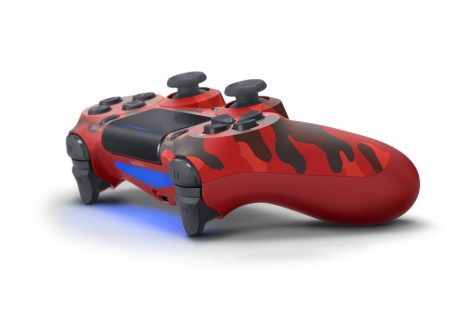 Four New Colors of the Dualshock 4 controllers coming this Fall