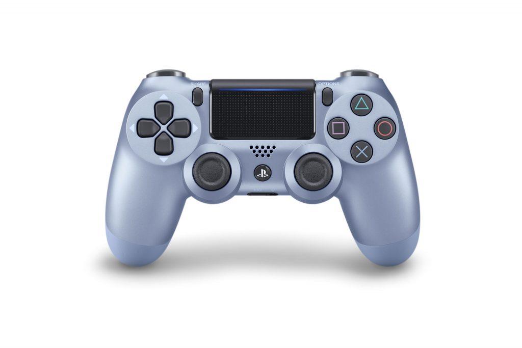 Dualshock 4 Controller - Titanium Blue