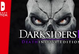 Darksiders II: Deathinitive Edition coming next month