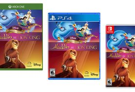 Disney Classic Games: Aladdin and The Lion King officially announced for consoles