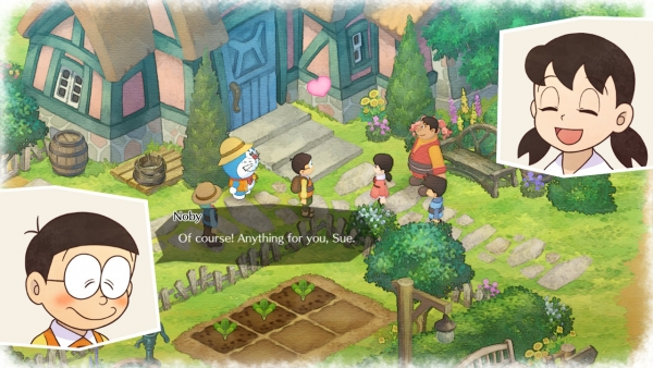 Doraemon Story of Seasons gets a release date in North America