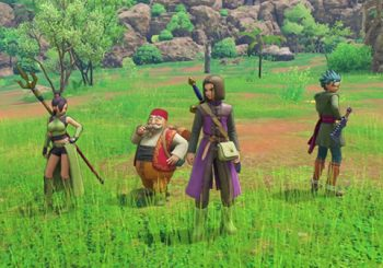 Dragon Quest XI S 'World of Erdrea' Trailer released