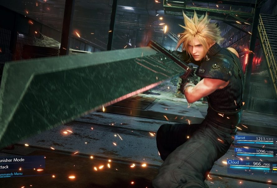 Final Fantasy 7 Remake And Avengers To Be Playable At Gamescom 2019