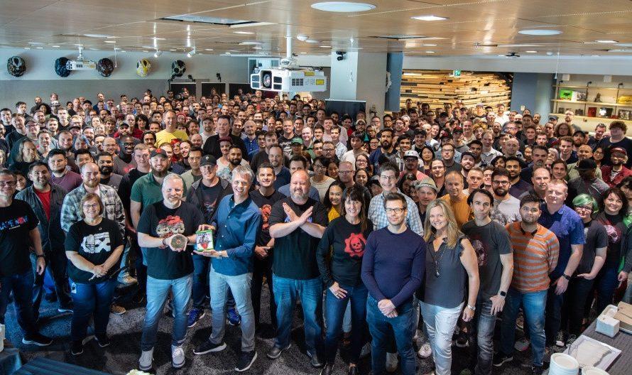 Gears 5 gone gold; Full Achievement list revealed