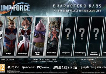 Jump Force getting Majin Boo and Katsuki on August 27