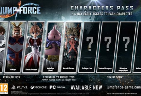 Jump Force getting Majin Boo and Katsuki on August 27
