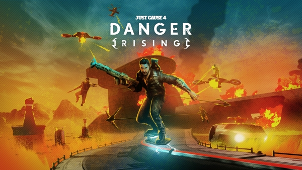 Just Cause 4 'Danger Rising' DLC launches August 29