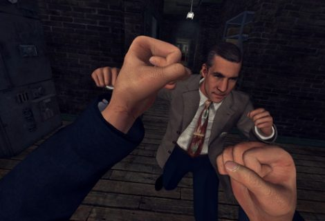 L.A. Noire: The VR Case Files gets rated in Europe for PS4