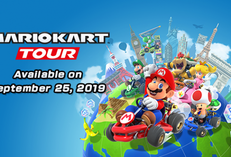 Mario Kart Tour launches September 25 for iOS and Android