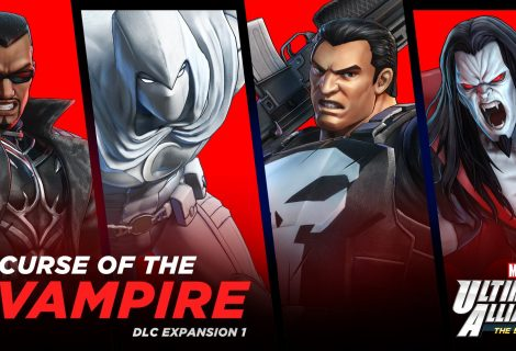 Marvel Ultimate Alliance 3  'Expansion 1: Curse of the Vampire' gets dated