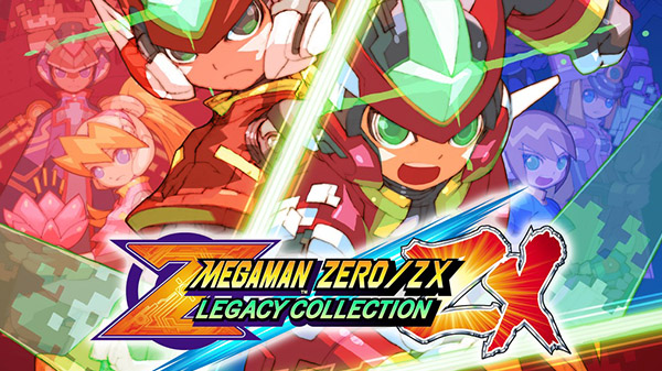 Mega Man Zero/ZX Legacy Collection leaked; Coming in 2020