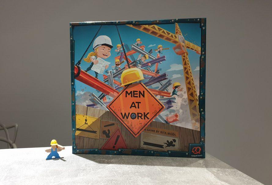 Men At Work Review – A Dangerous Construction Site