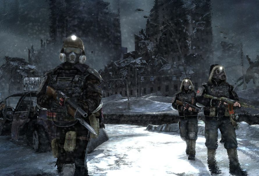 New Metro title by 4A Games currently in development