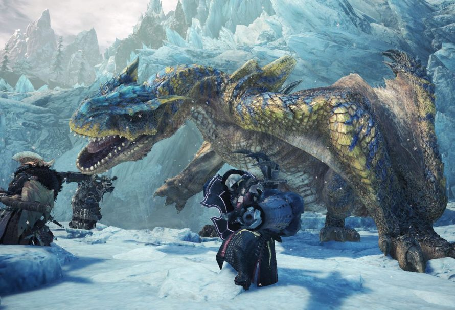 Monster Hunter World: Iceborne Beta detailed; Starts on August 30
