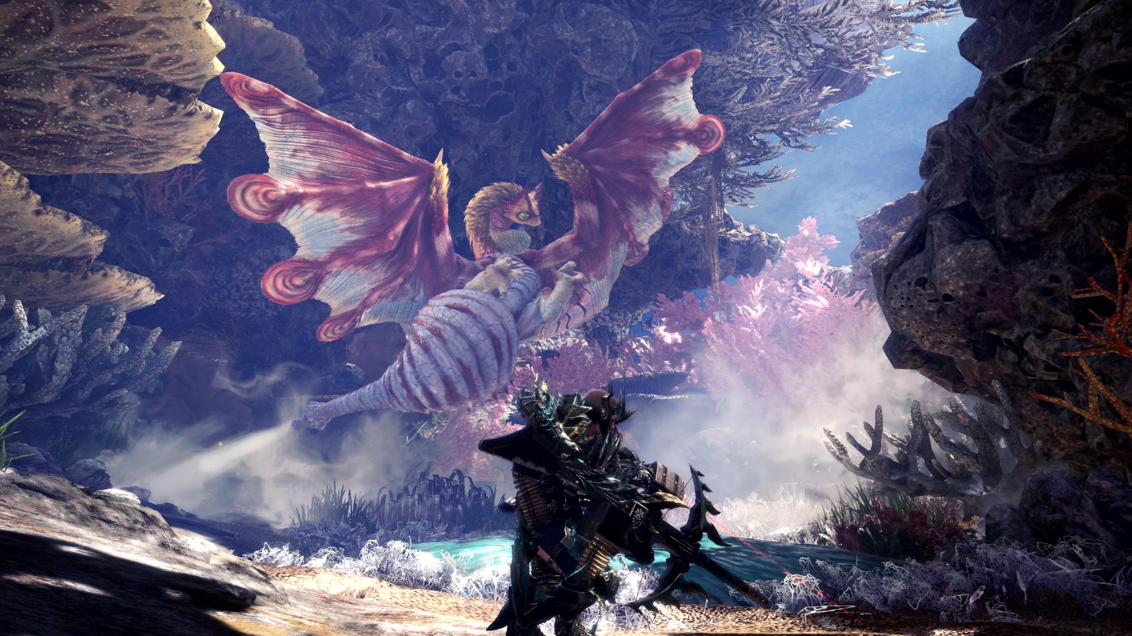 monster hunter world iceborne pc 版