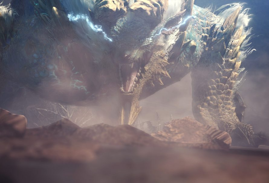 Monster Hunter World: Iceborne – Zinogre Trailer released