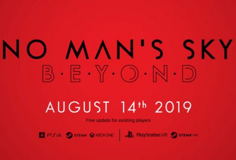 No Man's Sky 'Beyond' free update launches August 14