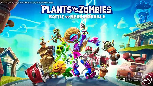 Plants vs Zombies: Battle for Neighborville announcement trailer leaked