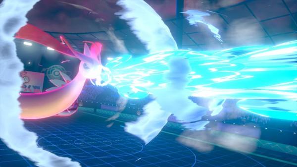Pokemon Sword Battle Stadium