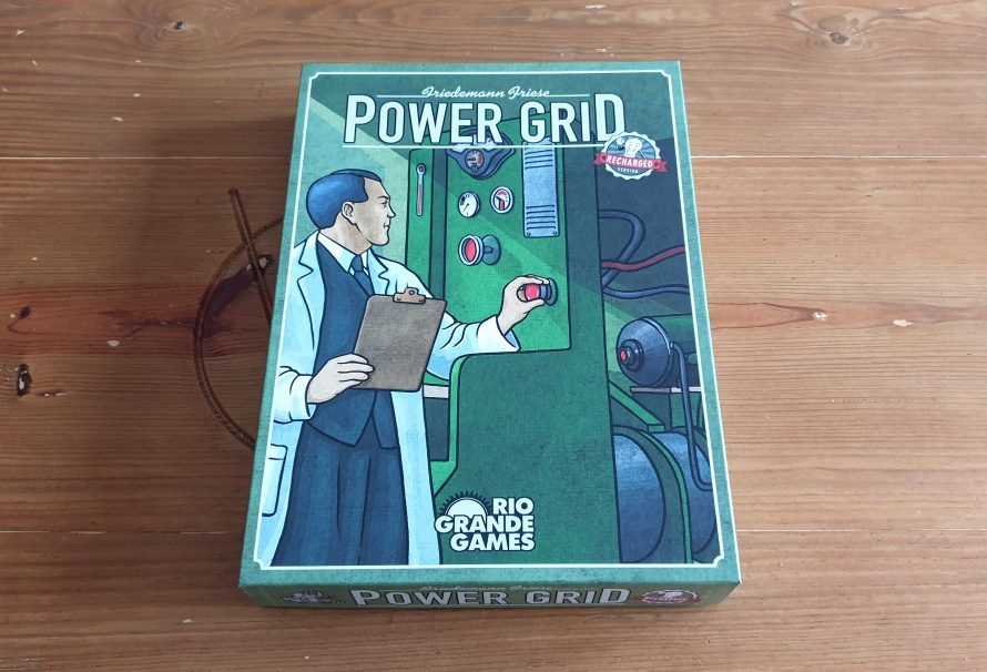 Power Grid Recharged Review – Sparks Of Greatness