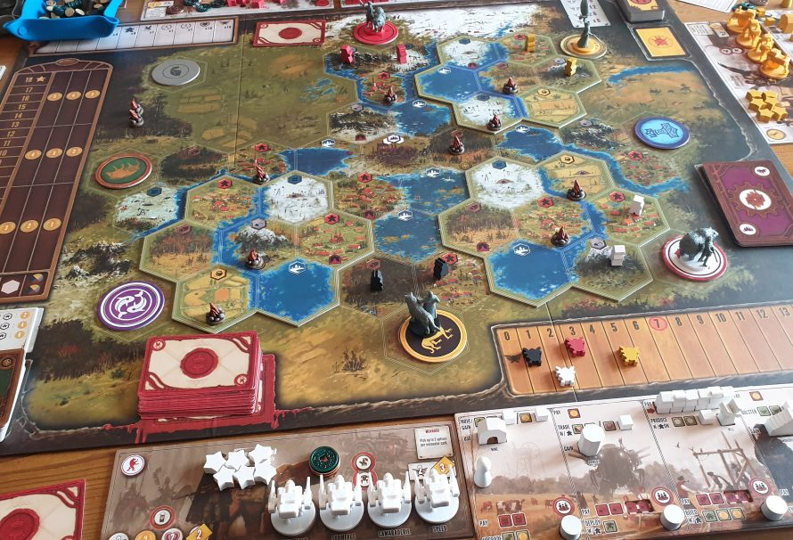 Scythe Modular Board Review – A New Experience Every Game