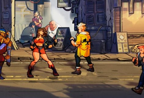 Streets of Rage 4 platforms announced