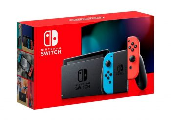 Nintendo Denies Claims of a Switch Upgrade Program