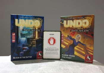 Undo: Curse from the Past & Undo: Blood in the Gutter Review - More Lives To Save