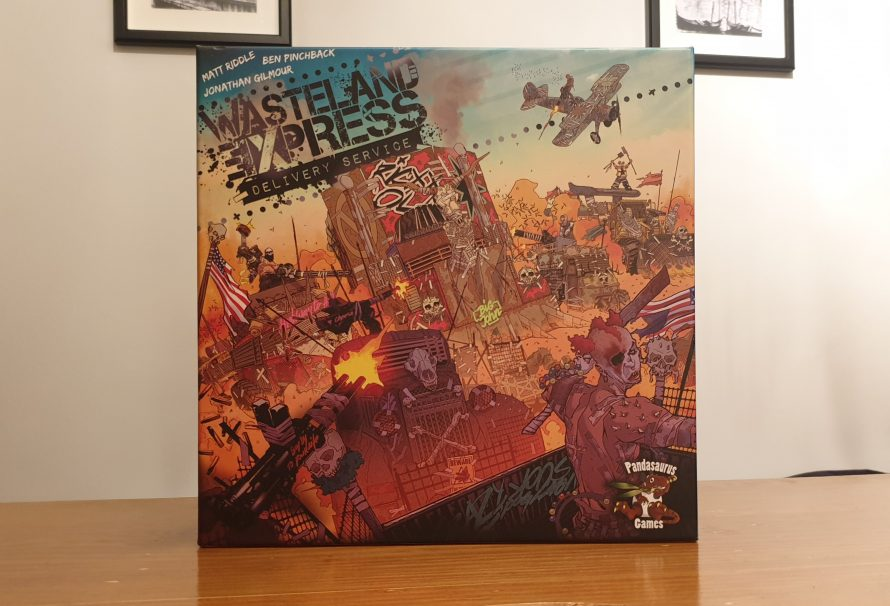 Wasteland Express Delivery Service Review – Post-Apocalyptic Postmen
