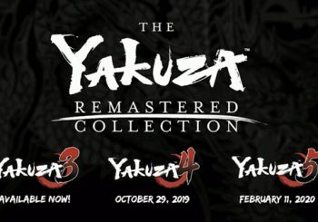 Yakuza Remastered Collection announced; Get Yakuza 3 Remastered today