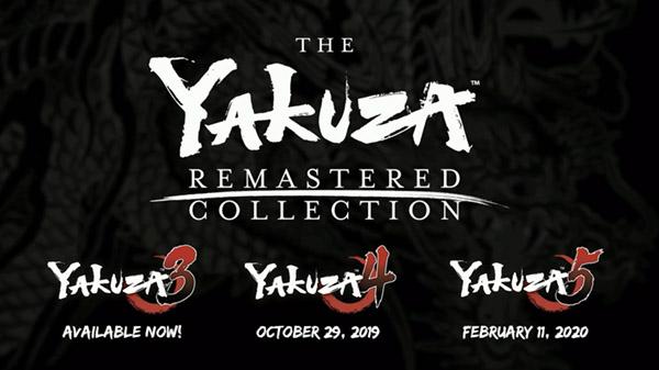 Yakuza Remastered Collection announced; Get Yakuza 3 Remastered today