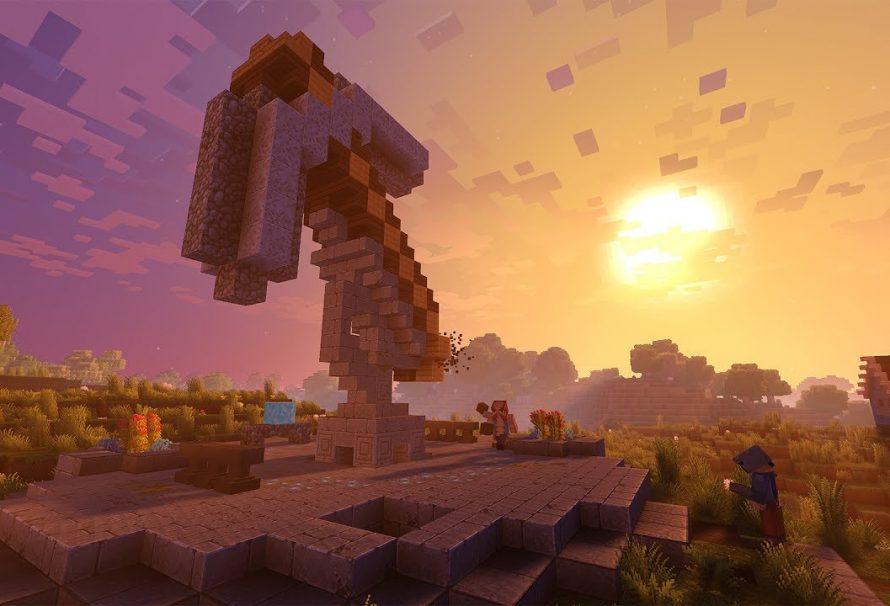 Minecraft's Super Duper Graphics Pack Canceled