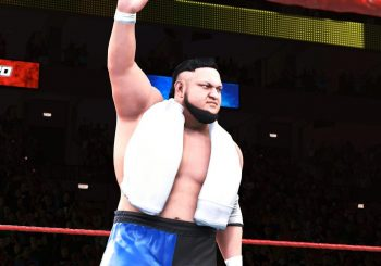 Samoa Joe WWE 2K20 Entrance Video Released