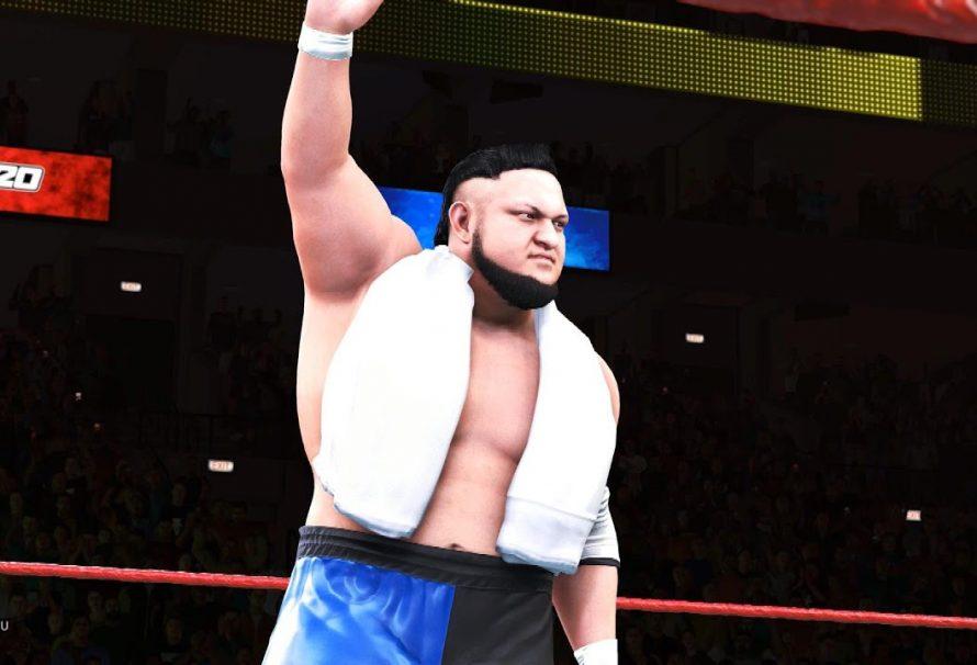 Samoa Joe WWE 2K20 Entrance Video Released