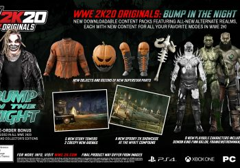 Bray Wyatt's 'The Fiend' Is WWE 2K20's Pre-order Bonus