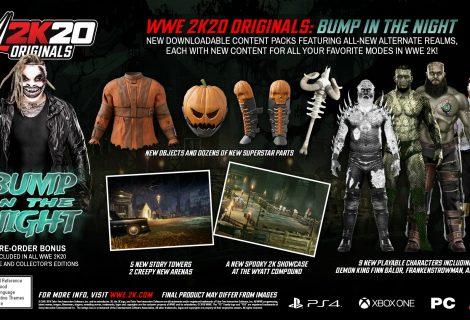 Bray Wyatt's 'The Fiend' Is WWE 2K20's Pre-order Bonus