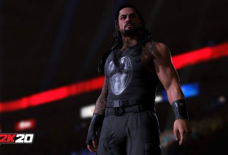 Roman Reigns Tower Included In WWE 2K20