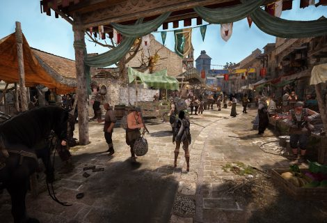 Black Desert for PS4 gets a second major update today for free