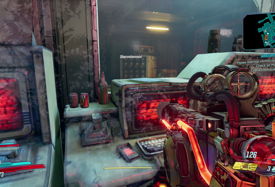 Borderlands 3 – How to Use Weapon Trinkets and Skins