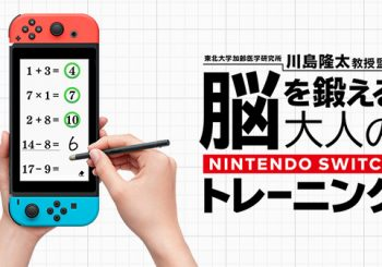 Brain Age: Nintendo Switch Training makes a return this year in Japan