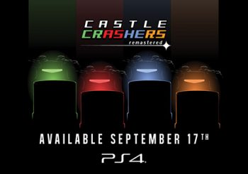 Castle Crashers Remastered coming to PS4 next week