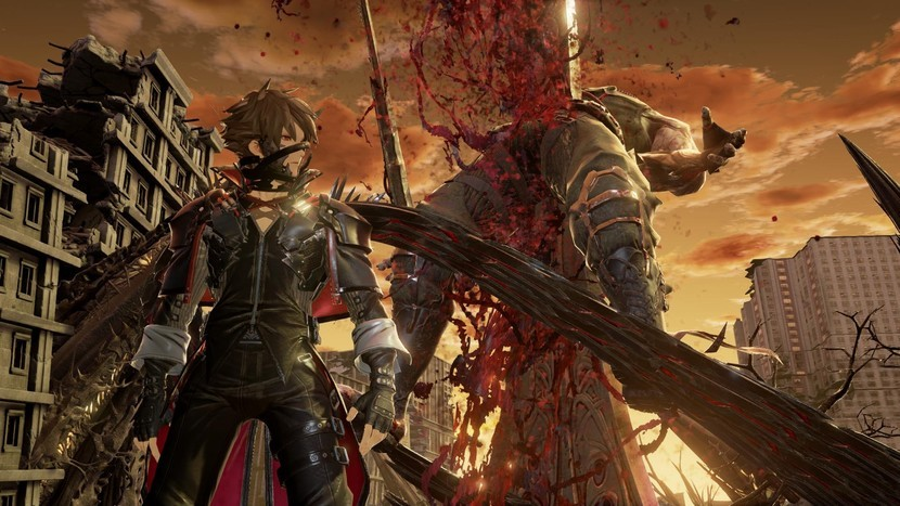 CODE VEIN demo now available for Xbox One and PS4